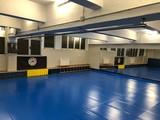 Tatami y suelos de gimnasio - foto