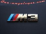 LOGO BMW para maletero ///M3 - foto