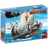 Barco de Drago Playmobil - foto