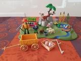 playmobil 3124 - set granja - foto