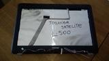 toshiba satelite L500- carcasa pantalla - foto