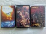Lote videos VHS - foto