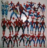 Marvel dc comics batman y spiderman - foto