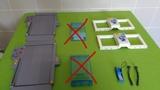 Piezas tren de lavado Playmobil - foto