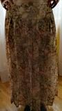 falda Cacharel de auténtica seda - foto