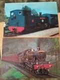 locomotoras inglesas - foto