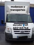 transportes mudanzas economico - foto