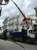 servicio de camion Grúa  cubas Marbella - foto