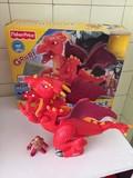 Dragon volador de Imaginext - foto