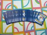 Lote de 50 cartas pokemon - foto