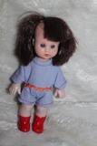 muñeca pequña mariquita perez - foto