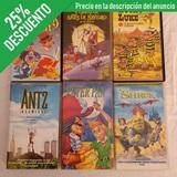Películas VHS Dibujos animados varias - foto