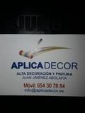 PINTOR DE ALTA DECORACION - foto