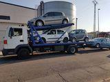 Transport auto platforma - foto