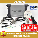 Osciloscopio Hantek 6022BE 2 Canales - foto