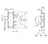 Interruptor SMD on/off - foto