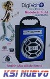 Altavoz Digivolt HI FI 14 Bluetooth - foto