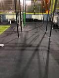 Losetas de caucho para gym - foto