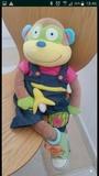 Peluche Mono Alex - foto