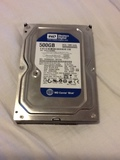 Disco Duro 3.5SATA WD BLUE 500GB 7200RPM - foto
