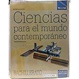 CIENCIAS PARA EL MUNDO OXFORD 1ºBACH - foto
