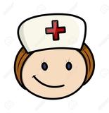 Test Covid. Enfermera a domicilio - foto