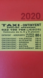Taxi 6 y 8 plazas ontinyent - foto
