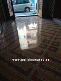 Pulidos de suelos hidráulicos Valencia - foto