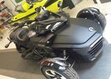 MOTO SPYDER F3  F3-S 2018 CAN-AM (PROMO) - foto