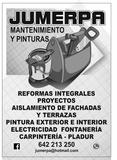 Pinturas y Reformas Jumerpa - foto