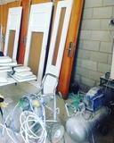 Lacado  de muebles, puertas - foto
