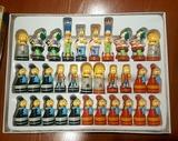 ajedrez simpsons nuevo - foto