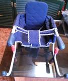 se vende silla de mesa para bebé - foto