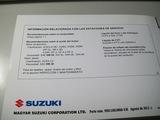Manual de propietario  suzuki sx4 - foto