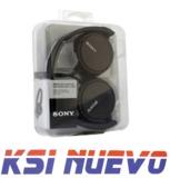 Auricular Sony MDR-ZX110 BLANCOS - foto