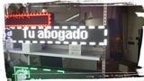 LETRERO LED PROGRAMABLE ABOGADO - foto