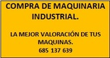 COMPRAMOS MAQUINARIA INDUSTRIAL - foto