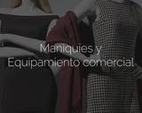 Maniquies y equipamiento comercial - foto