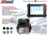 EQUIPO DIAGNOSIS XTOOL PS90 - foto