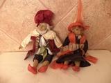 lote muñeco elfo o duente anton  de magi - foto
