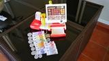 Caja registradora de juguete - foto