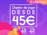 DISEÑO LOGOTIPOS DESDE 40E - foto
