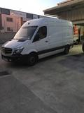 Transportistas en Malaga - foto