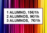 CLASES DE GUITARRA Y BAJO (15 EUROS /1H) - foto