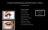 curso extensiones de pestañas /  Cejas - foto