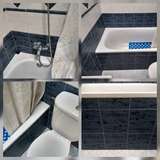 Change bathtub with shower tray - foto