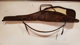 bolsa para rifle con visor - foto