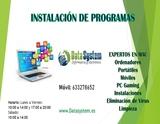 instalación de programas - foto