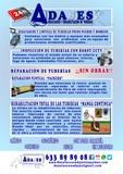 Desatascos y rehabilitacion de tuberias - foto