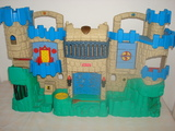 Castillo de Fisherprice - foto